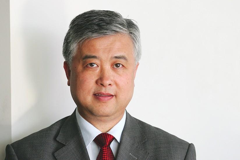 Ming Hsieh, USC trustee, USC Viterbi alumnus
