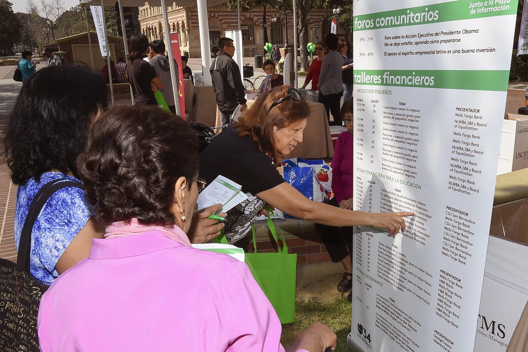Feria Financiera 2015