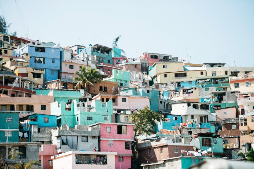 Poverty, Haiti, housing,