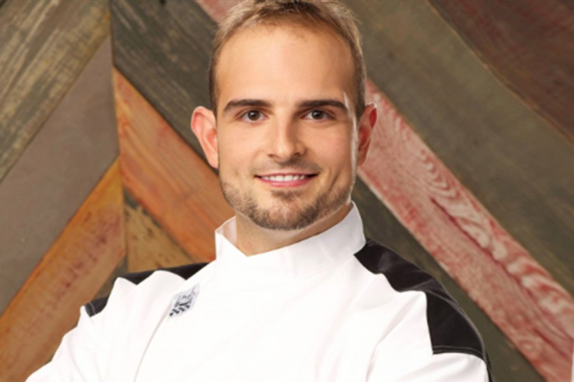 joshua trovato - Hells Kitchen Season 14