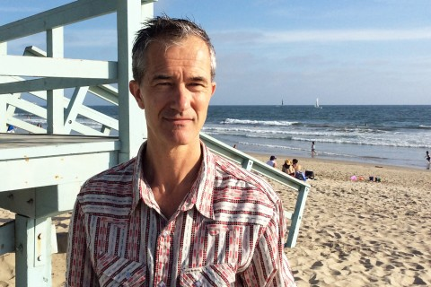 Geoff Dyer, USC Dornsife has recruited award-winning British author Geoff Dyer to join its English department faculty