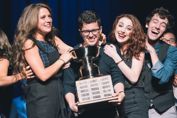 2015 International Championship of Collegiate A Cappella