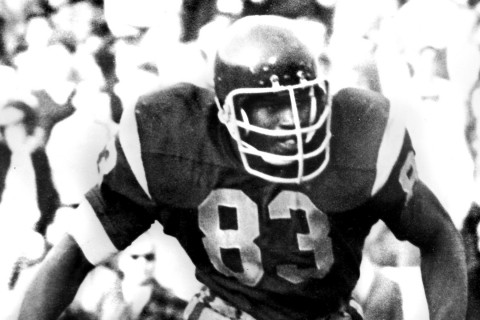 Jimmy Gunn was a member of USC's 1967 national championship team. (Photo/USC Athletics)