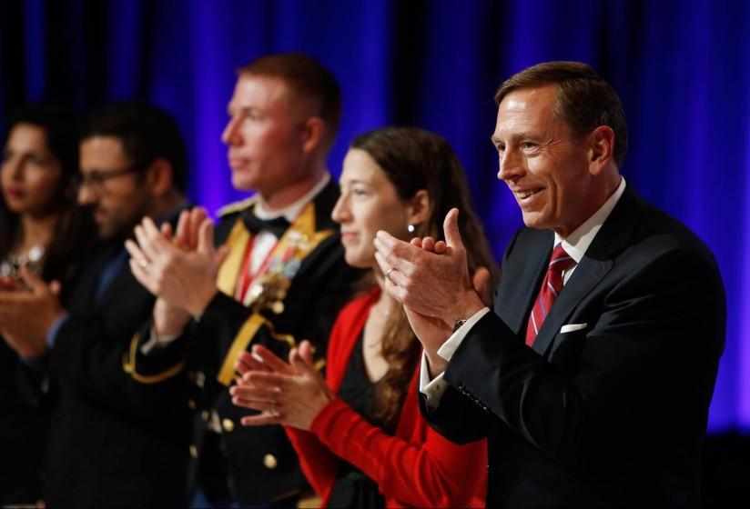 David Petraeus April 2015