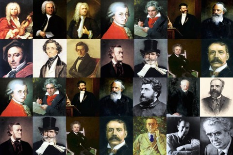 Composers of classical music