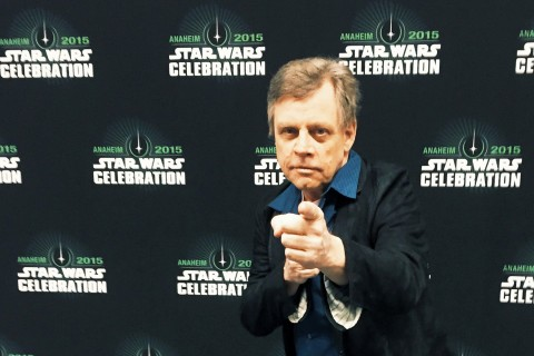 "Mark Hamill will serve as emcee for ""Hollywood's Band: A Tribute to the Music of Film."" (Photo/courtesy of Mark Hamill)"