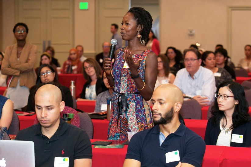 Price and Social Work students hosted the second annual Students of Color and Allies Policy Forum
