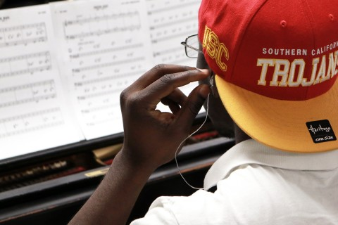 Musician's Wellness Initiative