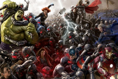 The Avengers: Age of Ultron is another hit for Marvel Studios. (Photo/Marvel/Disney)
