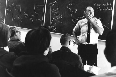 Donn Gorsline in 1965