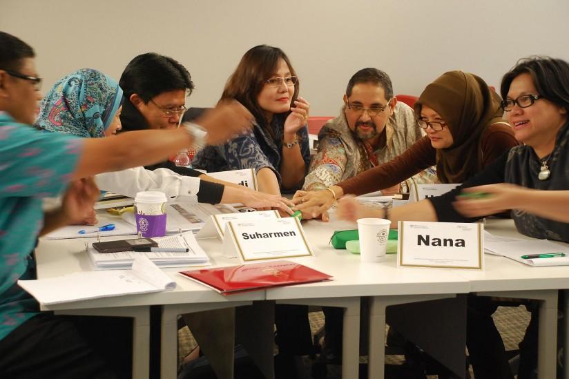 Indonesian delegation