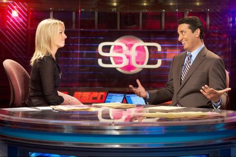 """ESPN's """"SportsCenter"""""""