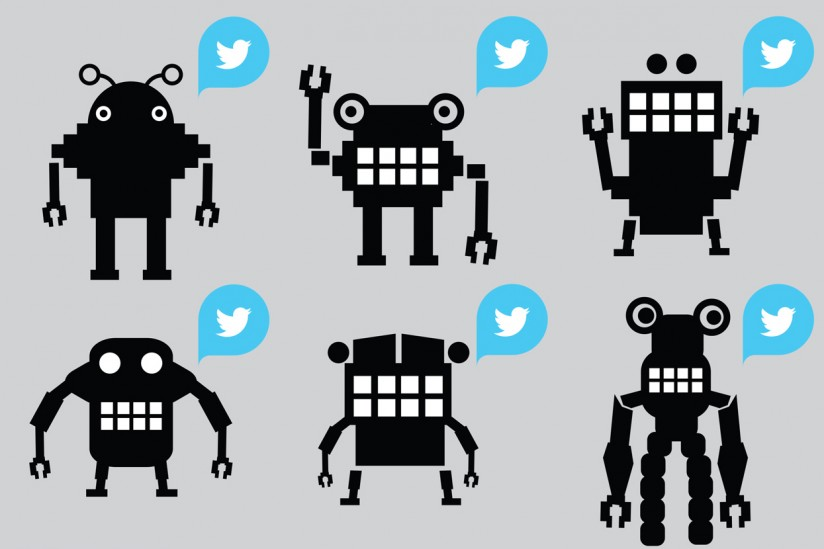 Twitter bots elections