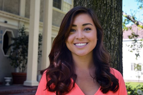 USC Viterbi sophomore Emily Chinn