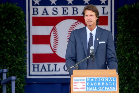 pitcher Randy Johnson