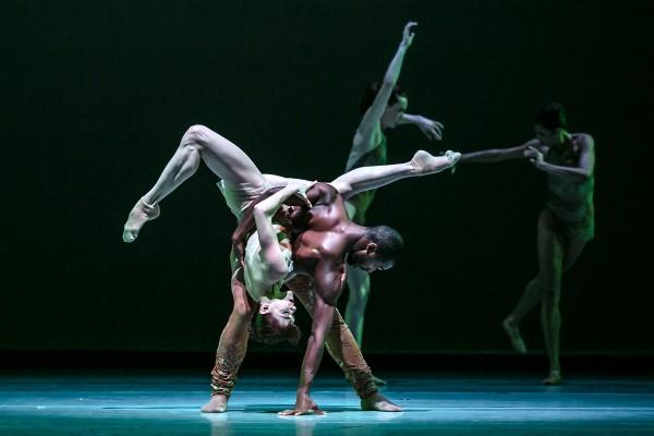 Alonzo King LINES Ballet. (Photo/Quinn B.Wharton)