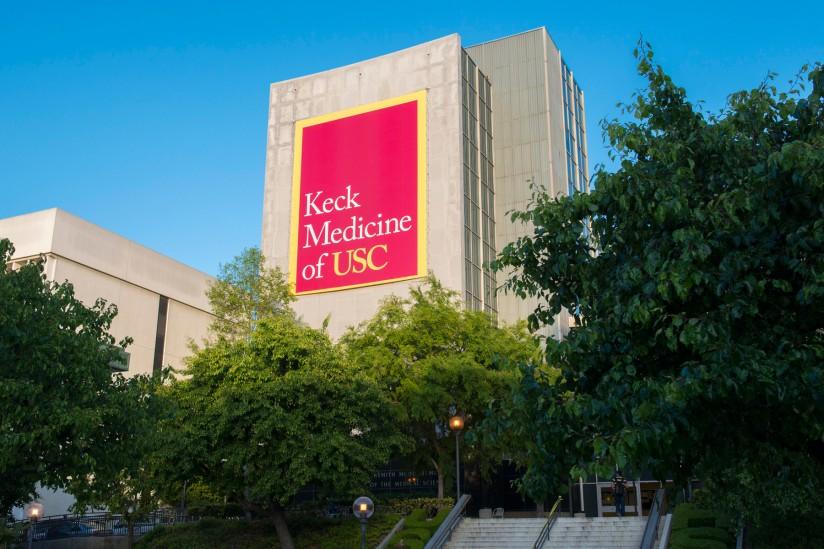 Keck Medicine building