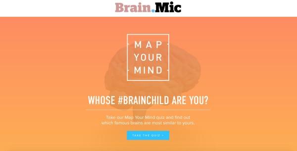 Map Your Mind quiz
