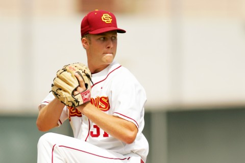pitcher Brad Boxberger