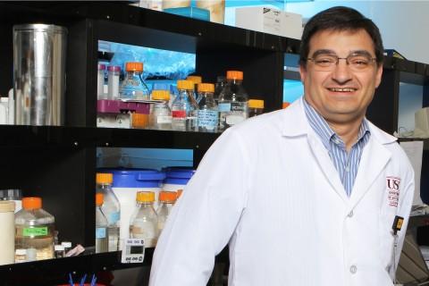 Professor Julio Camarero