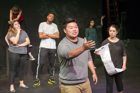 USC School of Dramatic Arts for its Summer Theatre Conservatory.