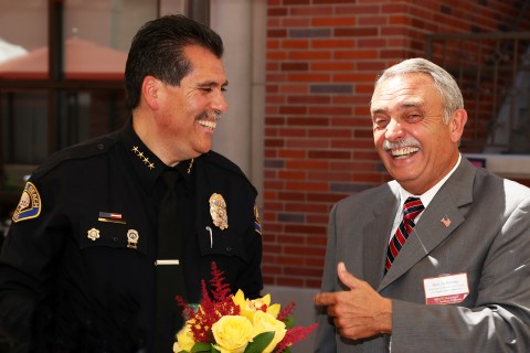 LBPD Chief Robert Luna