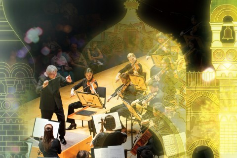 Carl St.Clair, USC Thornton Symphony