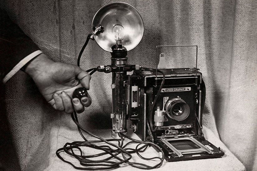 Camera, Graflex Speed Graphic