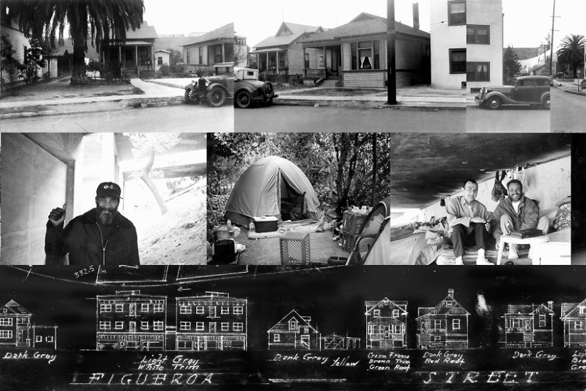 how Los Angeles came to be