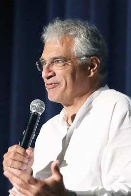 director Louis Psihoyos (The Cove)
