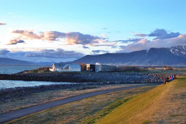 Reykjavik,the Icelandic capital