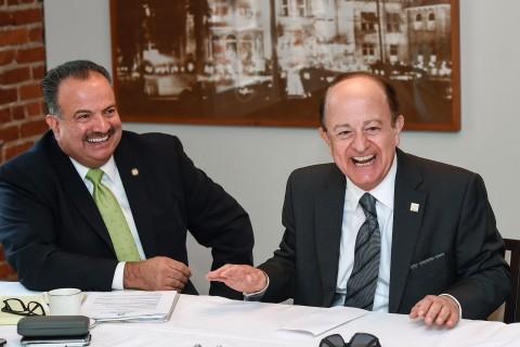 C. L. Nikias and Francisco C. Rodriguez