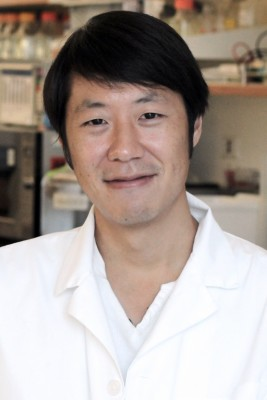 Postdoctoral fellow Albert Kim receives first Hearst Fellowship