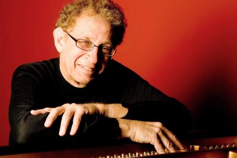 Pianist Daniel Pollack