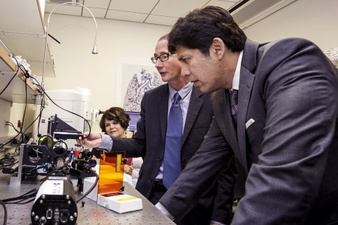 Kevin De León says bioscience will continue to be a statewide priority