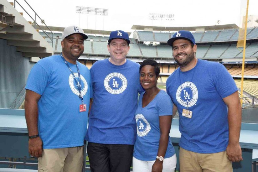 Los Angeles Dodgers Internships