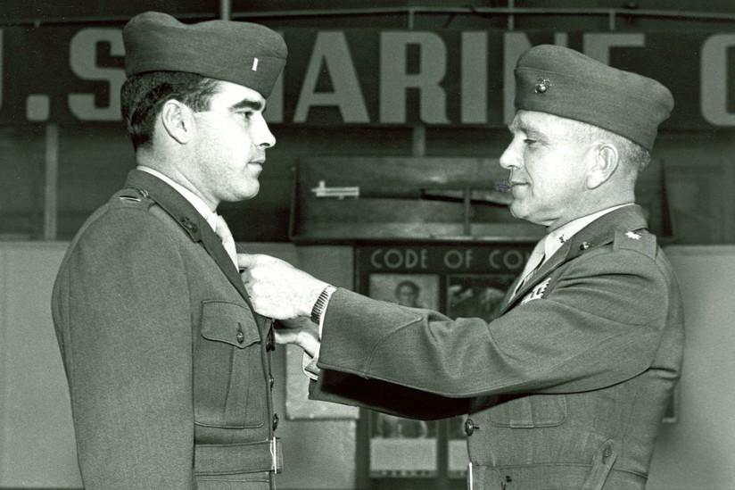Ed Roski Jr. earns medals