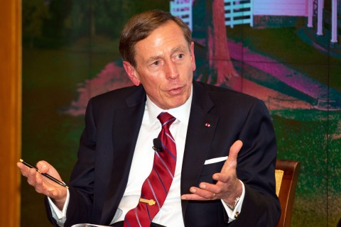 David Petraeus in Virginia