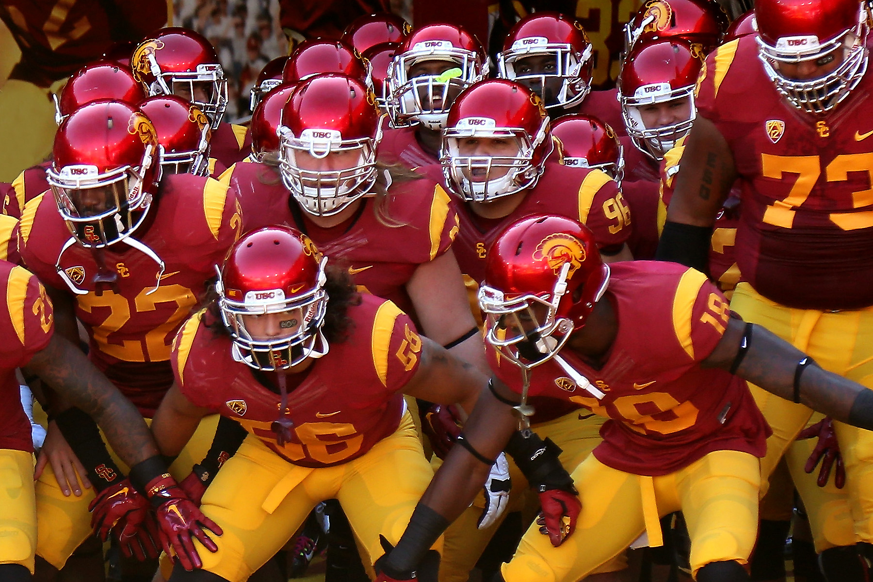 USC Football TV Schedule: Kickoffs, Networks For First