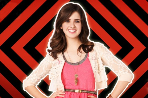 actress-singer Laura Marano