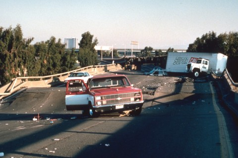 Nimitz Freeway collapse