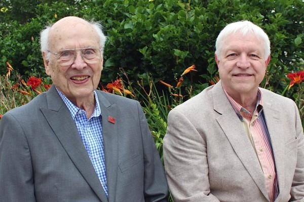 John and Gary Walter