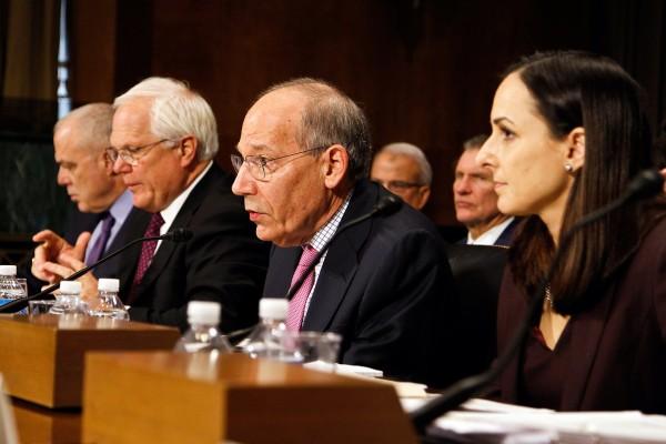 Paul Ginsburg testifies