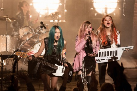 Jem and the Holograms actresses