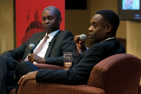 Kevyn Orr and Raphael Bostic