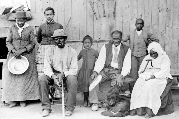 Harriet Tubman in 1887