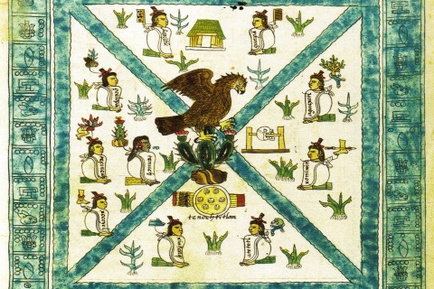codex by Aztec artists