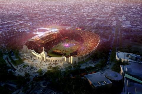 Coliseum artist rendering