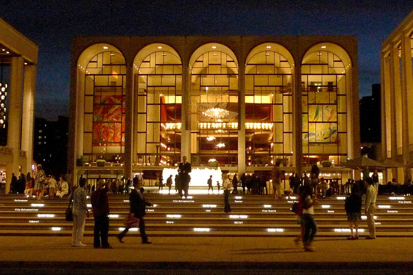 USC Thornton goes to Lincoln Center