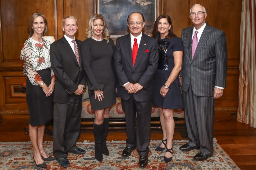 Five business leaders and philanthropists elected to USC Board of Trustees